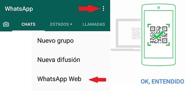 abrir whatsapp en pc
